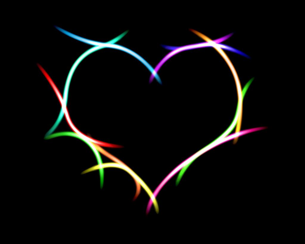 Awetya: Images Awesome heart background image