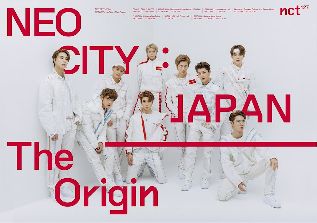 nct 127 nct127 comeback japon album completo