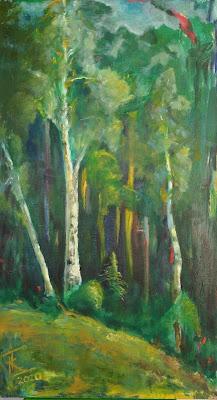 Tapyba ir tapybos paveikslai. Ar galima išmokti tapyti paveikslą?