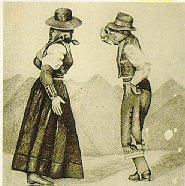 La danza de la Folía canaria