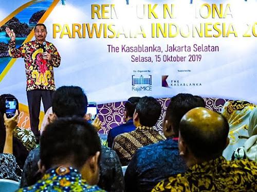 Rembug Nasional Pariwisata Indonesia 2019