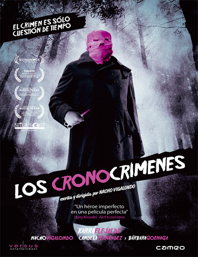 Ver Los cronocrímenes (2007) Online