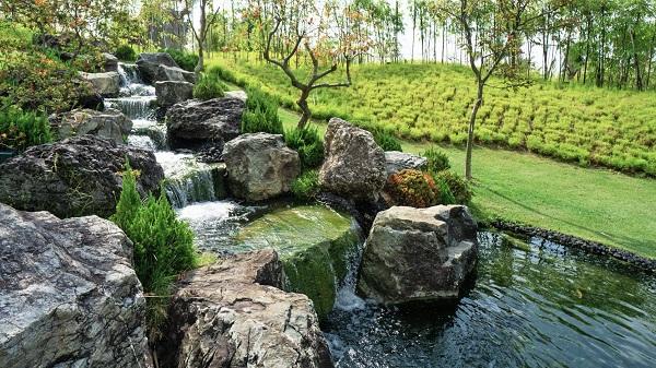 Serene Garden khu vườn độc đáo