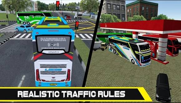 Game Android Bus Simulator Indonesia Apk Terbaru 2018