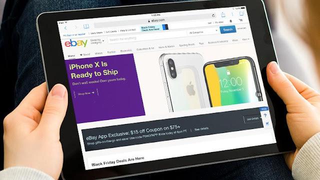 Manfaat Berbelanja di eBay
