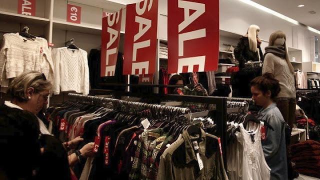 Ο Εμπορικός Συλλογος Άργους: Κλειστά τα καταστήματα την πρώτη Κυριακή των Χειμερινών εκπτώσεων