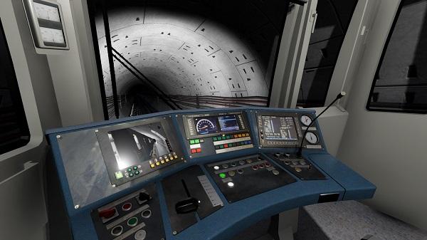 Free Download Metro Simulator 2020