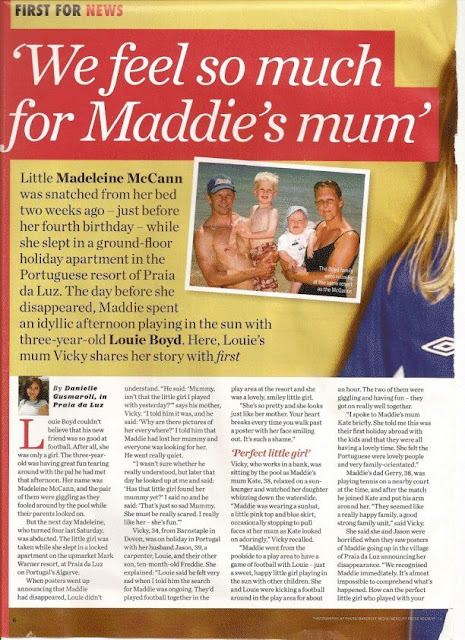 PeterMac's FREE e-book: What really happened to Madeleine McCann? - Page 2 1