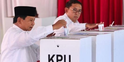 Jika Ada Kecurangan, Prabowo Tak Jamin Pemilu Berlangsung Damai