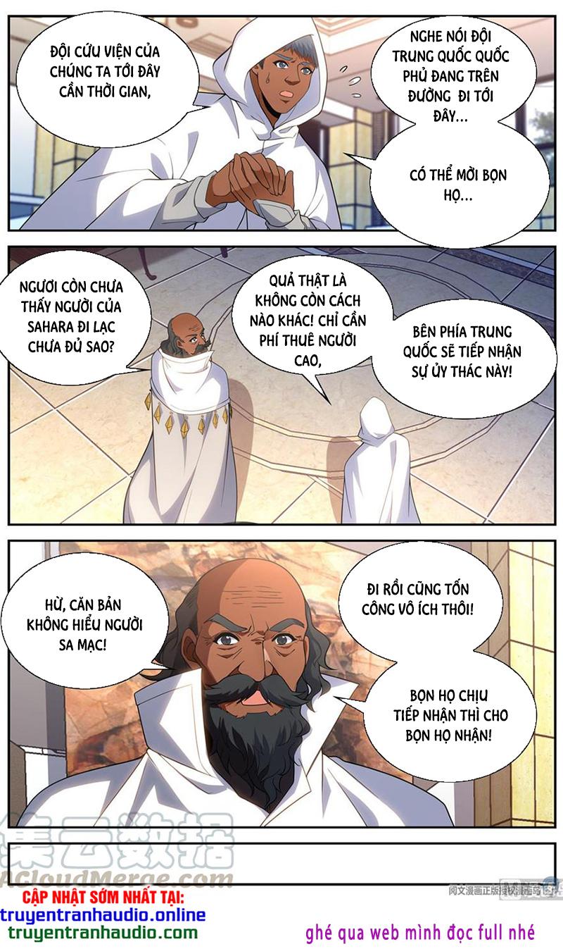 Toàn Chức Pháp Sư chap 654 - Trang 9