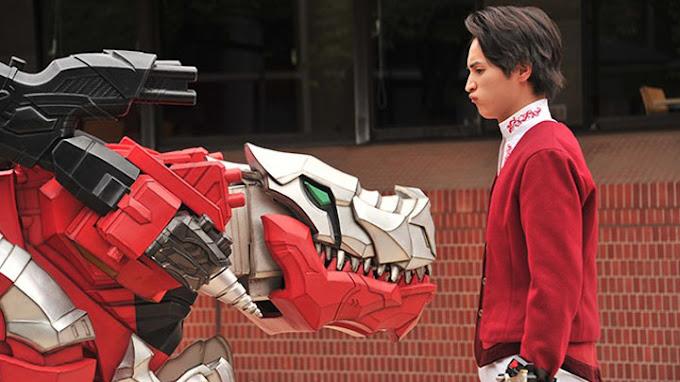 Kishiryu Sentai Ryusoulger Episode 37 Subtitle Indonesia