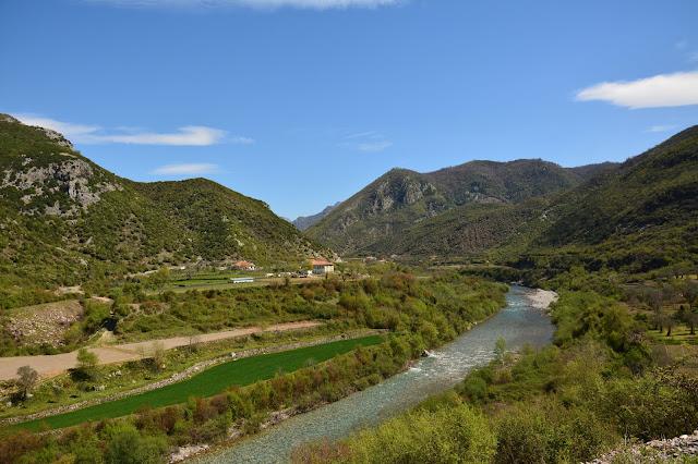Geografi Alam Negara Albania