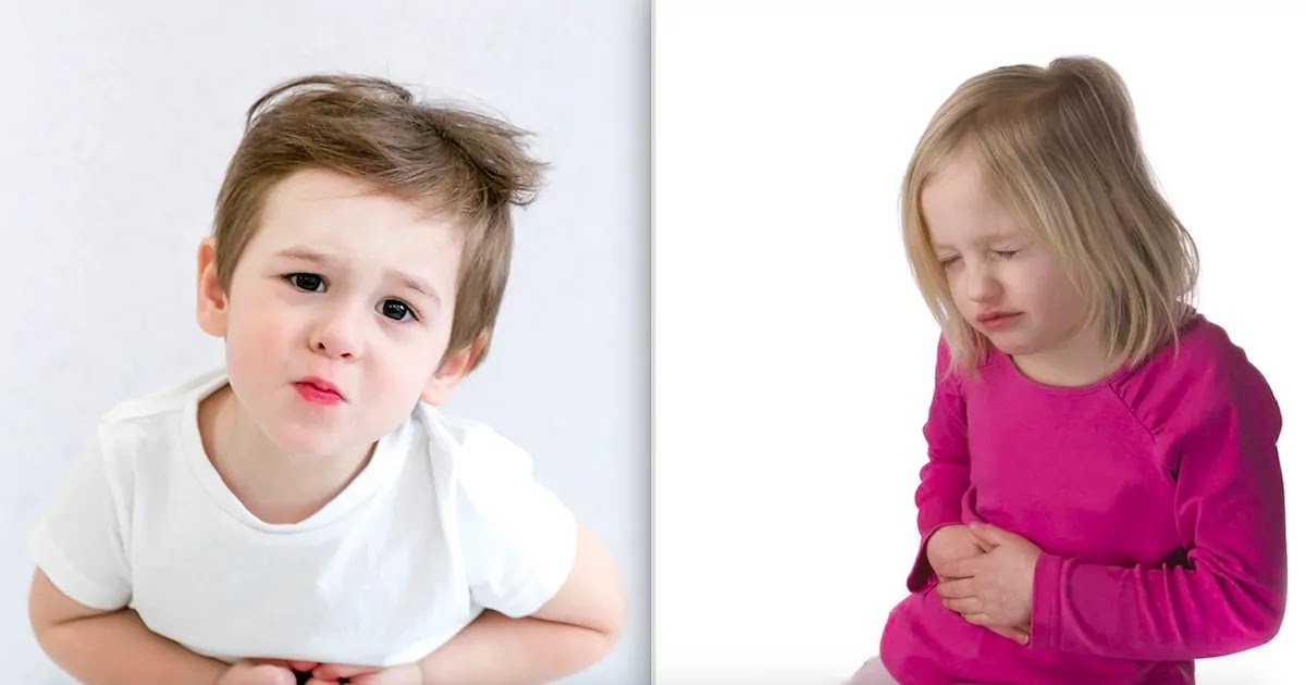 Ιf Your Child Complains Often That Their Stomach Hurts, They May Be Suffering From Anxiety