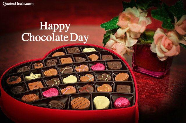 Chocolate Day Shayari in English
