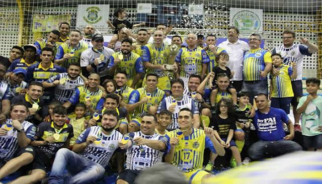CAMPEÃO DO BRASIL: Horizonte vence o Tubarão (PA) e leva a Copa do Brasil.