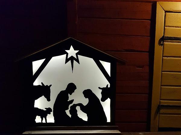 Kiukutonta joulua kaikille!