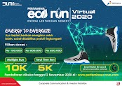 Pertamina Virtual Eco Run • 2020
