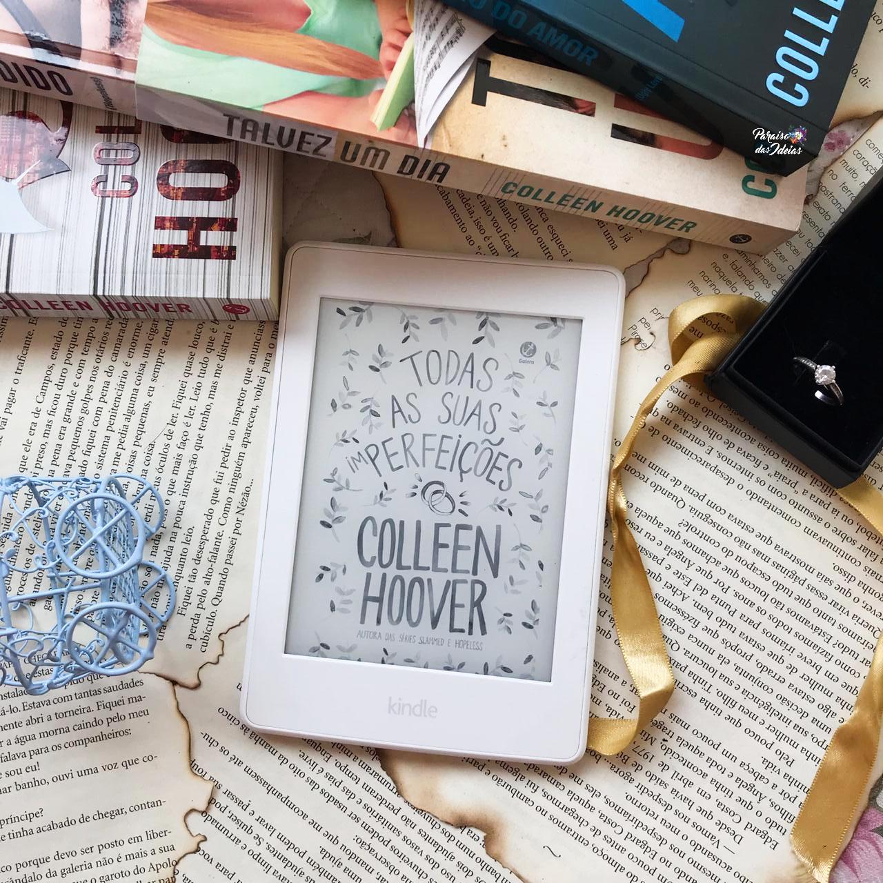 Todas as suas (Im)Perfeições - Colleen Hoover