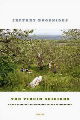 The Virgin Suicides by Jeffrey Eugenides – Book cover