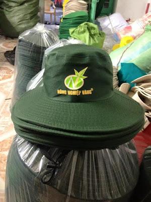 Nhận may nón tai bèo quảng cáo, nón tai bèo quà tặng, nón tai bèo sự kiện số lượng lớn