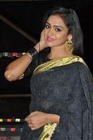 Sowjanya in Black Saree ~  007.JPG