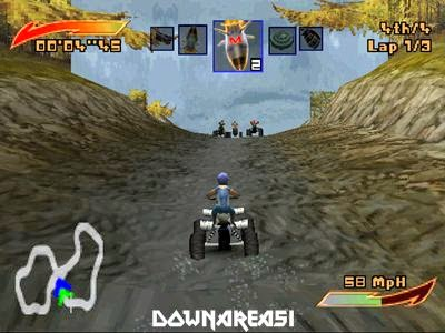 ATV Mania PSX Game