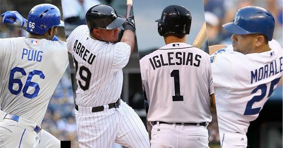 Estos 4 bateadores cubanos se deben recuperar en la 2da mitad de la temporada