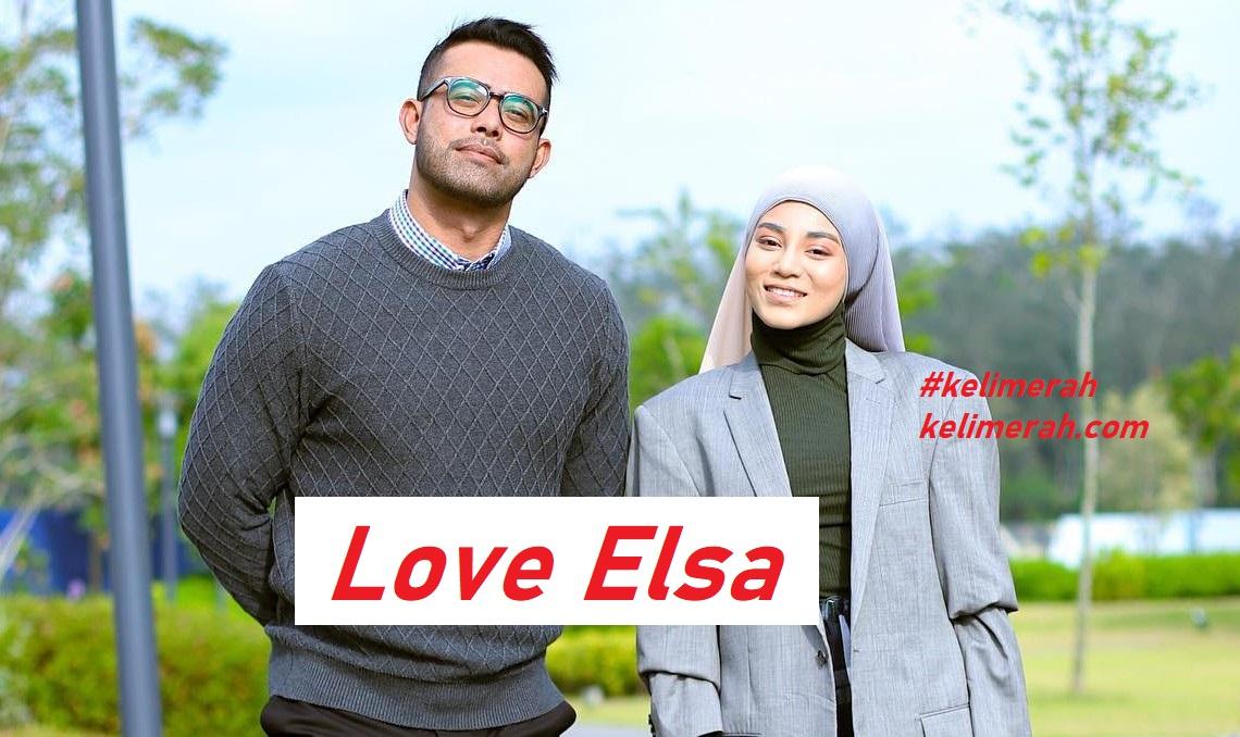 Drama Love Elsa Lakonan Zul Ariffin, Uyaina Arshad 1