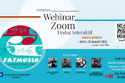 """Dialog Wibinar Zoom Dengan Tema """"Manusia Indonesia"""" Oleh Forum Filsafat Muda Indonesia"""
