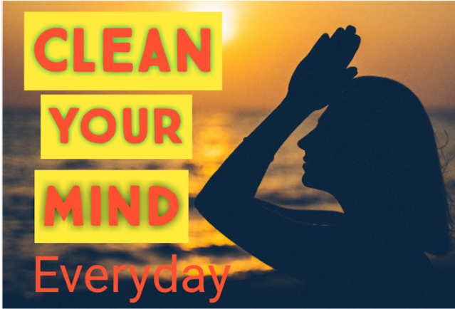 clean your mind everyday, How to clear your mind for meditation, How to clear your mind of unwanted thoughts, How to clear your mind of thoughts.  clean your mind everyday, How to clear your mind for meditation, How to clear your mind of unwanted thoughts, How to clear your mind of thoughts.  today i'm going to speak about a beautiful topic meditation for me personally. meditation is a beautiful way to connect with myself and god through meditation now, you know there are a lot of types of meditations visualization meditation, silence meditation, focused meditation, lot of type of meditation but for me right now what i'm practicing is i'm just silencing myself and listening to my heart and trying to fill myself with unconditional love. this is what i do through meditation just calming everything. so people ask me a lot about how to start practicing meditation from i started practicing meditation through visualization meditations now. i have already made a visualization meditation.   basically if you're starting to do a meditation. i suggest you to start with visualization meditation, because in visualization meditation we are giving messages and you can actually visualize the whole process. closing your eyes so that actually helps you to get a more clarity and concentration in your thought process now. meditation is a process actually you have to vaguely you know cleansing your mind and heart okay, so don't take it like i'm going to do meditation 10 minutes, i'm going to sit no no no you have to make yourself very calm when you are doing meditation maybe your thoughts are much so much disturbing, but let it go because you know when you are cleaning something which is very dirty, what happens you have to actually scrub it right. it's a little difficult process like so, every day like you take bath to clean your body, you have to sit in silence for at least 10 minutes to clean your mind. it is a beautiful process to actually you know it's like something what i believe