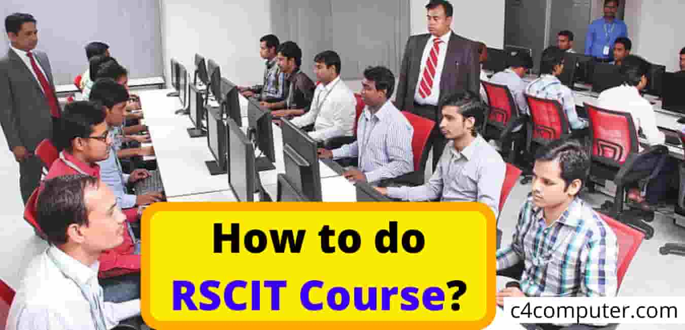 What is RSCIT Course