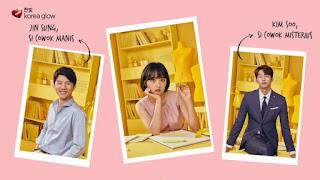 love your korea glow webdrama