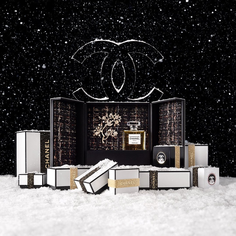 Chanel Holiday box set