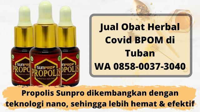 Jual Obat Herbal Covid BPOM di Tuban WA 0858-0037-3040