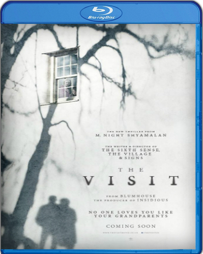 The Visit [BD25] [2015] [Latino]