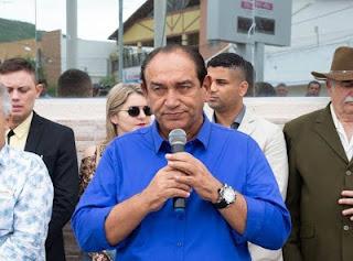 Prefeito de Ingá, na PB, Manoel da Lenha morre por Covid-19, aos 64 anos