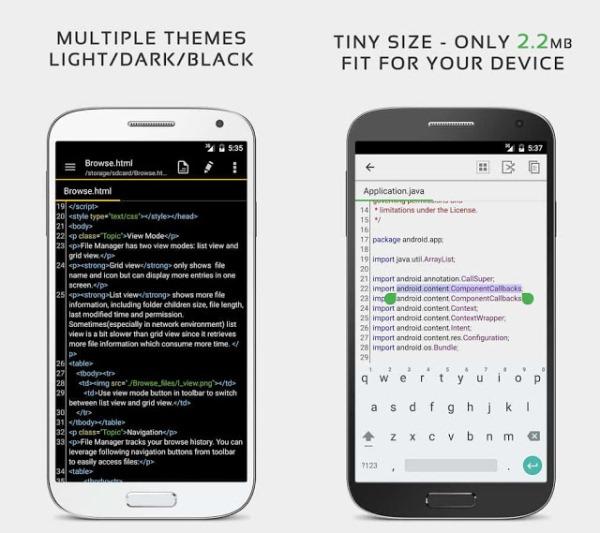Free Download QuickEdit Text Editor Pro V1.1.5 Final Apk