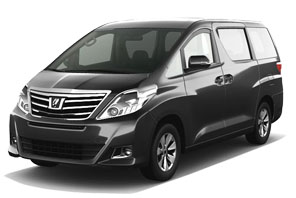 Toyota Alpard - Bali Jaya Trans