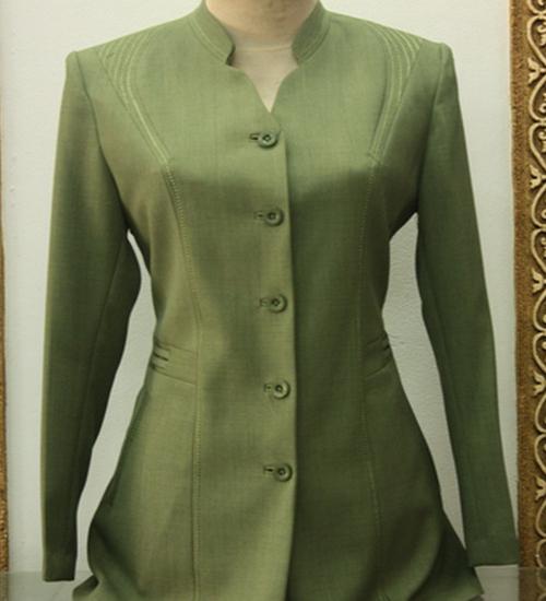 model baju dinas pemda perempuan