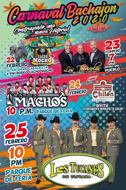 carnaval Bachajon 2020