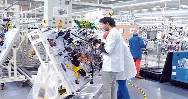 تشغيـل 100 عــامل وعــاملة إنتاج بمصنع للسيارات بمدينة برشيد