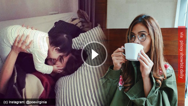 Watch: Bonding moments of Lovi Poe and Baby Joshua of Someone To Watch Over Me