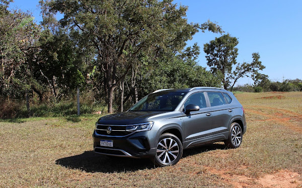 Volkswagen Taos 2022: vídeo, consumo, preço, performance