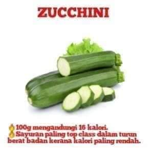 sayuran yang bantu turun berat badan