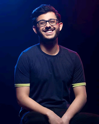 CarryMinati cute smiling images