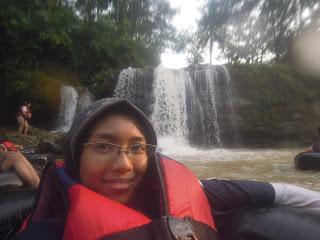 Wisata River Kali Oyo Yogyakarta
