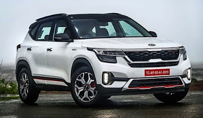 Kia Seltos SUV Records 60,000 Bookings Since Launch : Teamstechnology