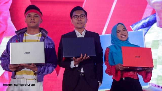 Peluncuran ASUS VivoBook Ultra A412DA - Blog Mas Hendra