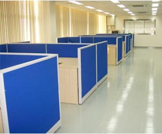 Vách ngăn gỗ xếp thiết kế chuẩn 100%