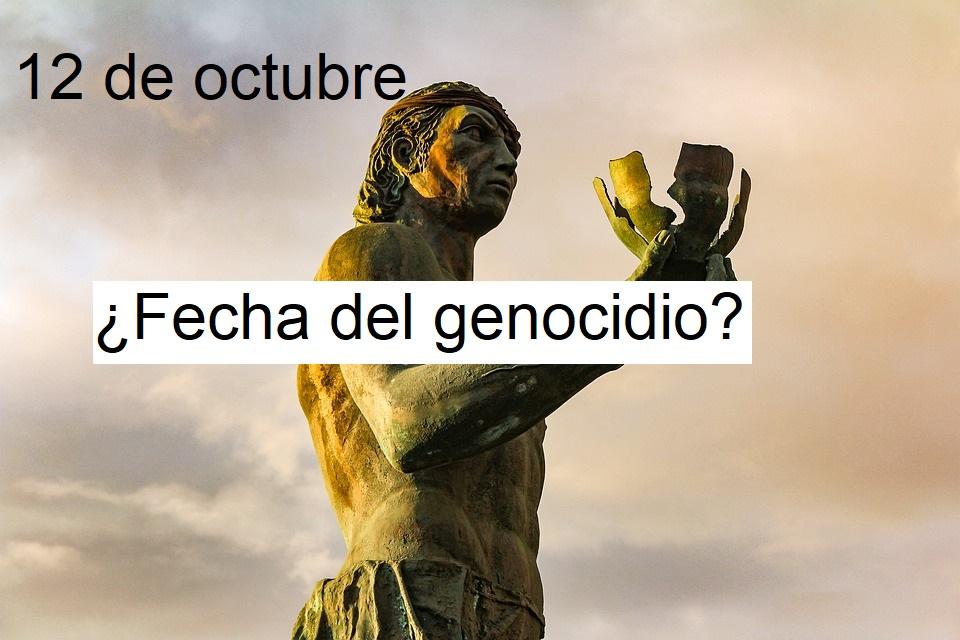 12 de Octubre ¿En realidad no hay nada que celebrar?